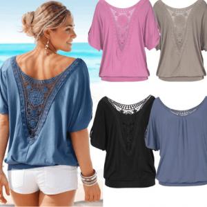 ropa mujer blusa vintage de encaje ropa mujer en varios tamaños www.myeliexpress.com