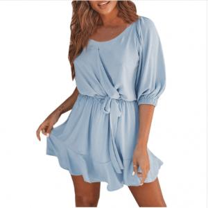 Verano Casual vestido de mujer