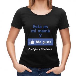 camisata para Madres Personalizable reagalos dia de la madre https://myeliexpress.com